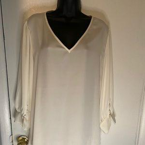 Express of white blouse SZ XL